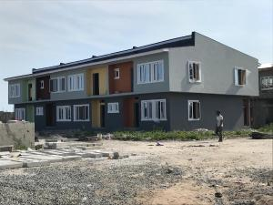 Blocks of Flats House for sale Wealthgreen Estate Oribanwa Ibeju-Lekki Lagos
