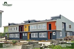 4 bedroom House for sale Oribanwa,Lekki Peninsula,Lagos.Nigeria(Few mins After Awoyaya) Awoyaya Ajah Lagos