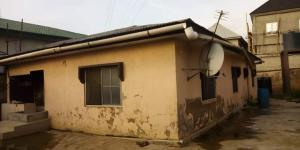 Detached Bungalow House for sale After supersaver supermarket alapere Ketu Lagos
