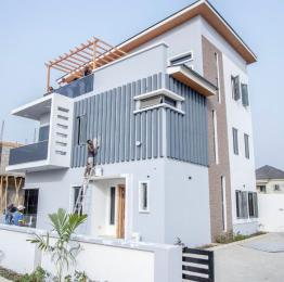 4 bedroom Detached Duplex House for sale Abraham adesanya estate Ajah Lagos