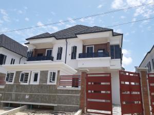 4 bedroom Semi Detached Duplex House for sale Chevy view  chevron Lekki Lagos