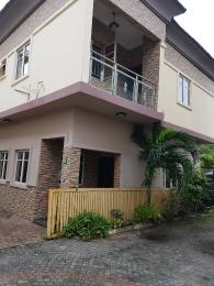 4 bedroom Semi Detached Duplex House for rent Chevyview Estate chevron Lekki Lagos