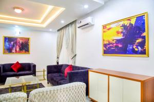 3 bedroom Terraced Duplex House for shortlet Palm springs road Victoria Island Extension Victoria Island Lagos