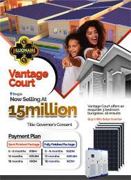 4 bedroom Blocks of Flats House for sale Free Trade Zone Ibeju-Lekki Lagos