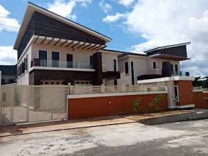 6 bedroom Semi Detached Duplex House for sale Inside Fidelity Estate,Garden Avenue  Enugu Enugu