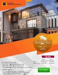 Land for sale Peach Palms Estate Abijo Ajah Lagos