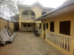Blocks of Flats House for sale Command  Ipaja road Ipaja Lagos