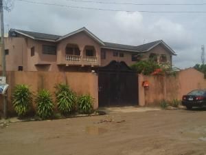6 bedroom House for rent - Ago palace Okota Lagos