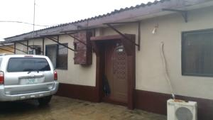 Detached Bungalow House for sale Jakande Estate Oke-Afa Isolo Lagos