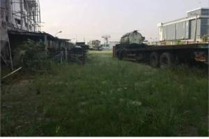 Commercial Land Land for sale directly facing Lekki-Epe expressway, opposite Fara Park estate, Sangotedo Ajah Lagos