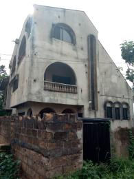 8 bedroom Terraced Duplex House for sale Opposite CKC Okwuabala Orlu Imo