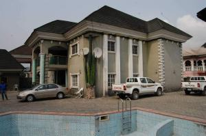 6 bedroom Detached Duplex House for sale Effurun, GRA Warri Delta