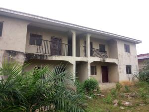 2 bedroom Shared Apartment Flat / Apartment for sale Stateline hotel area , off futa road Akure Ondo