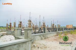 Residential Land Land for sale WESTWOOD ESTATE Sangotedo Ajah Lagos