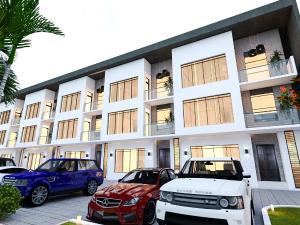 4 bedroom Terraced Duplex House for sale . Alaka/Iponri Surulere Lagos