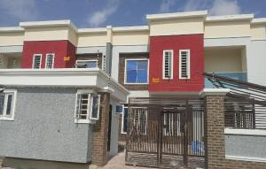 4 bedroom Terraced Duplex House for sale After the 2nd Toll gate, Between Chevron and VGC, Ikota, Lekki Phase 2,  Creek Avenue Court Ikota Lekki Lagos