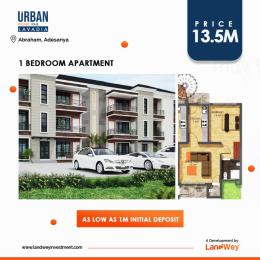 1 bedroom mini flat  Terraced Duplex House for sale Abraham adesanya estate Ajah Lagos