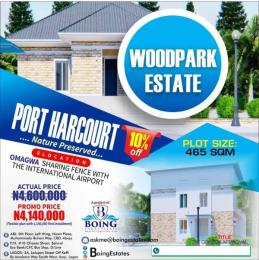Mixed   Use Land Land for sale Omagwa, just after the initial Port Harcourt International Airport Fence Port-harcourt/Aba Expressway Port Harcourt Rivers