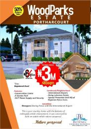 Serviced Residential Land Land for sale Omagwa Port Harcourt Rivers