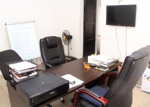 Private Office Co working space for rent Olu Koleosho Street. Obafemi Awolowo Way Ikeja Lagos