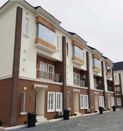 4 bedroom Terraced Duplex House for sale . Lekki Phase 1 Lekki Lagos - 0