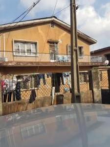 House for sale Olaitan Onasanya Street off Cole Street by Olufemi Street  Ogunlana Surulere Lagos