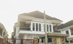 4 bedroom Semi Detached Duplex House for rent Lafiaji Lekki Lagos - 0