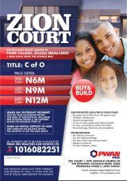 Residential Land Land for sale Powe Eluju Ibeju-Lekki Lagos