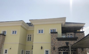 4 bedroom Terraced Duplex House for sale . Katampe Main Abuja